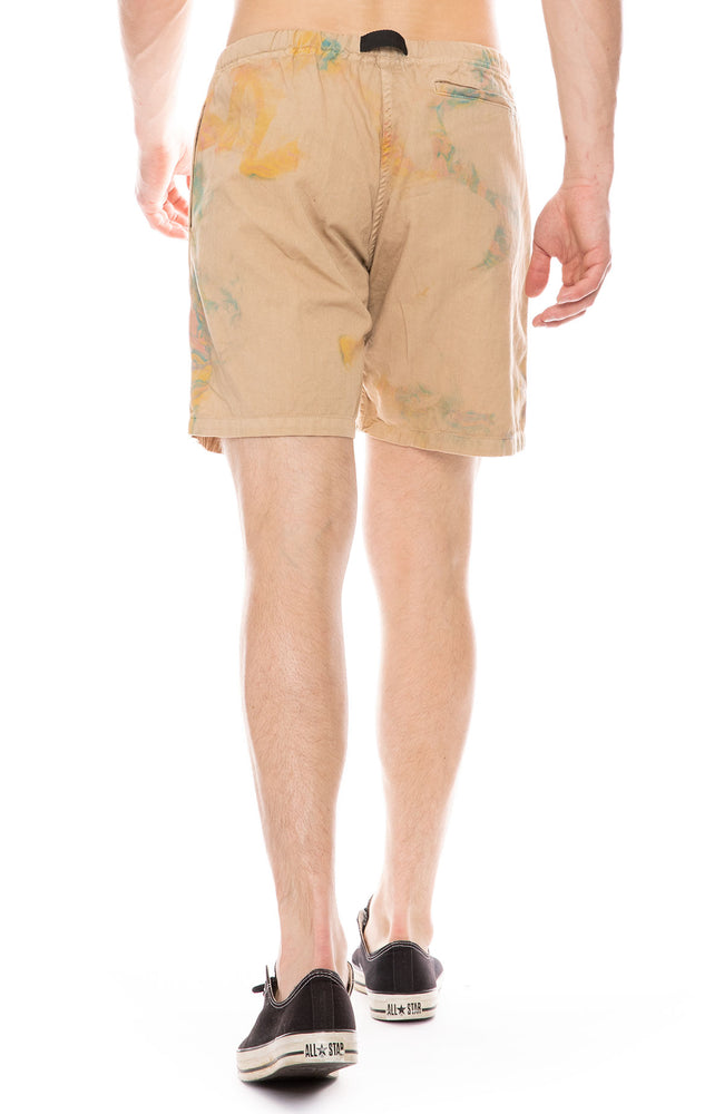 Mountain Shorts in Carnival Tan