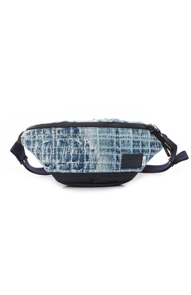 Sashiko Belt Bag