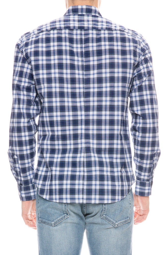 Finbar Plaid Shirt
