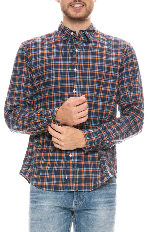 Finbar Flannel Shirt