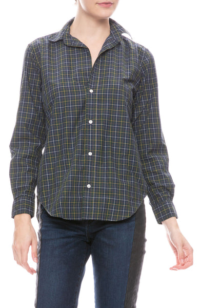 Superfine Italian Poplin Shirt