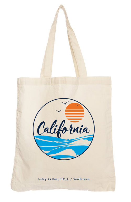 Ron Herman Exclusive California Sun Tote Bag