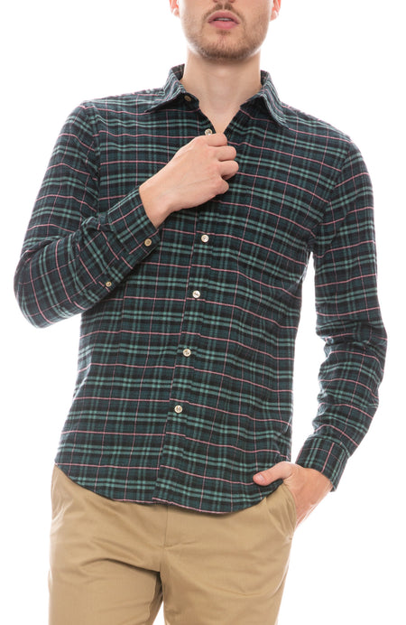 Future Check Plaid Shirt