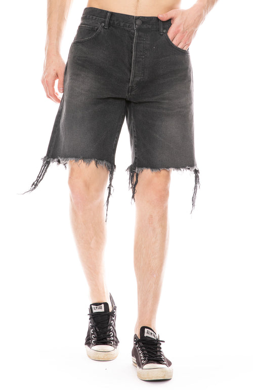 Kane 2 Denim Short in Brea