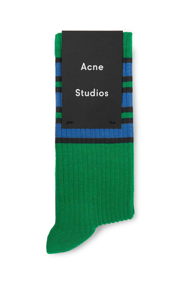Face Rib Socks