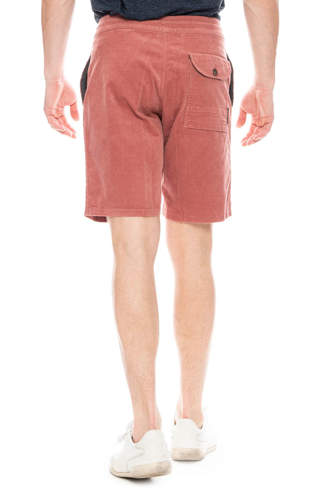 "Vissla Napalm 20"" Sofa Surfer Shorts in Tomato Red"