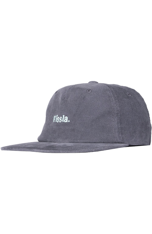 Vissla Stoked Hat in Gunmetal at Ron Herman