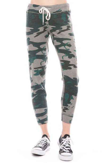 Camo Thermal Sweatpants