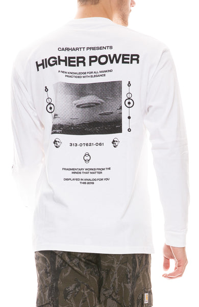 Higher Power Short Sleeve T-Shirt