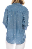 Star Denim Shirt