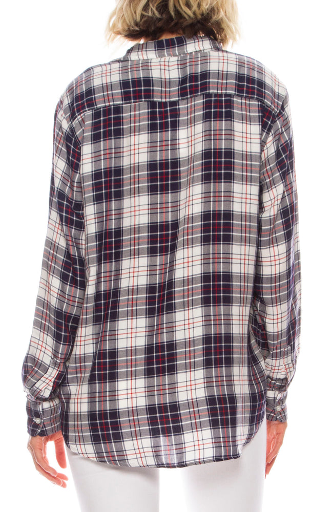 Eileen Plaid Shirt