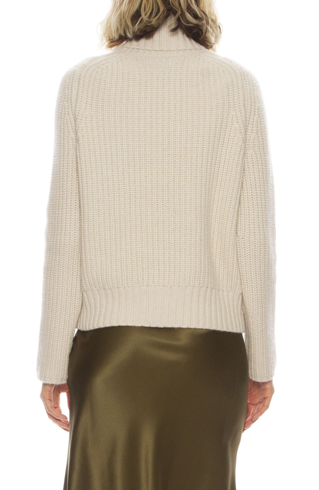 Eve Cashmere Turtleneck