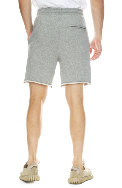 Hiro Clark Classic Club Shorts in Grey
