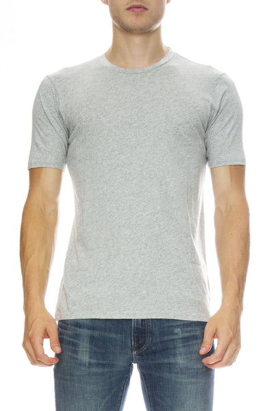 Ron Herman x Goodlife Exclusive Crew Neck T-Shirt in Light Heather Grey