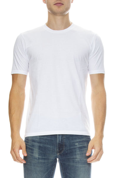 Ron Herman x Goodlife Exclusive Crew Neck T-Shirt in White