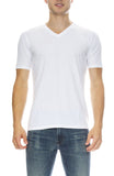 Ron Herman x Goodlife Exclusive V Neck T-Shirt in White