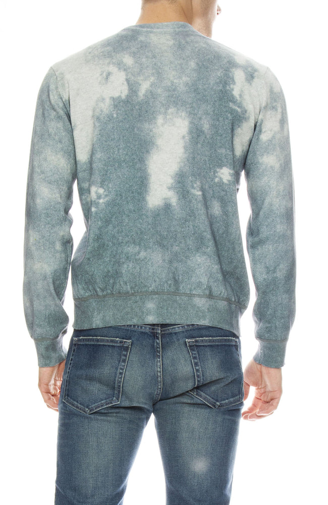 ATM Mens Abstract Print Sweater