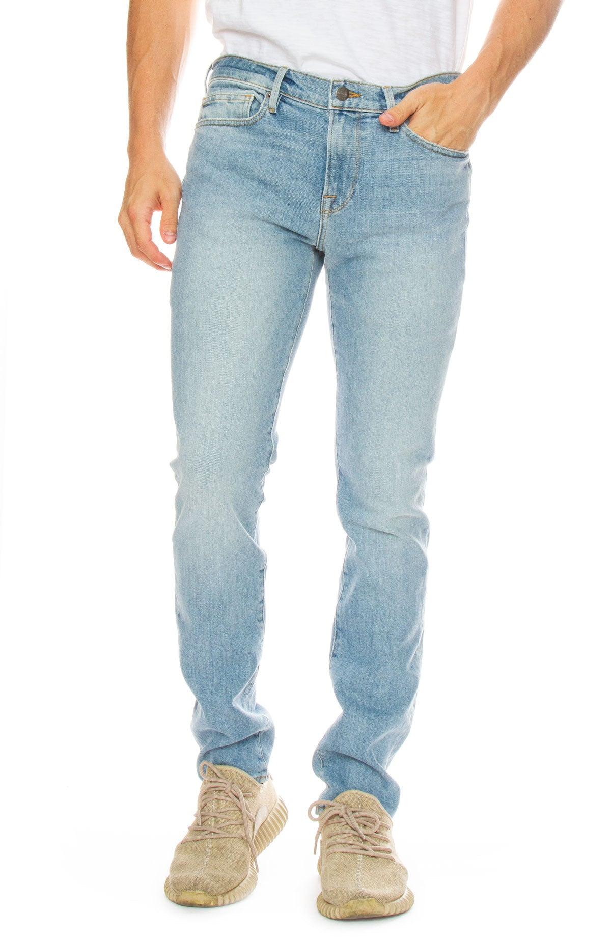 L'Homme Skinny-Fit Jeans