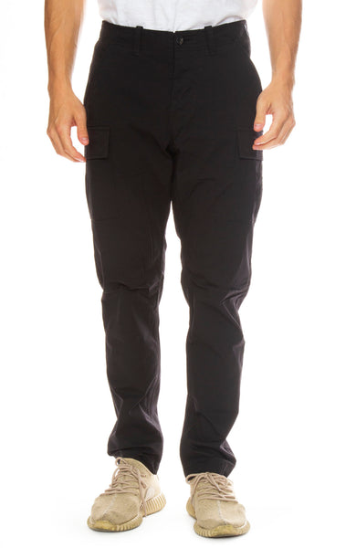 Wings + Horns Cordura Pant in Black