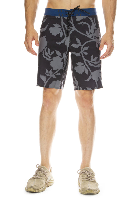 Apex Trunk by Kelly Slater in Pitch Black Botanica