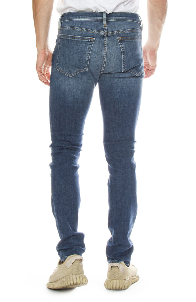 Frame Mens L'Homme Skinny Fit Jeans Calloway