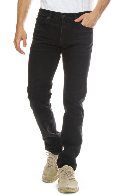 KATO The Pen Slim Jean in Crow Black