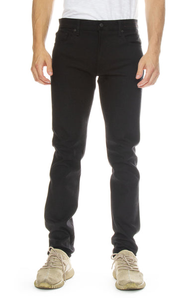 KATO The Pen Slim Jean in Raw Black