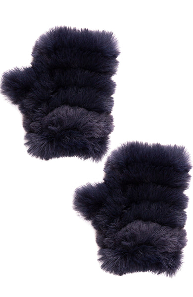 Faux Fur Mandy Mittens