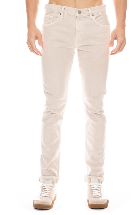 Mick Tapered Skinny Jean in Sandstendo