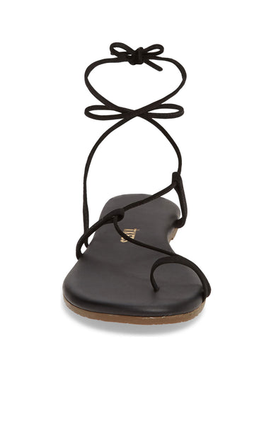 Jo Leather Strappy Sandals