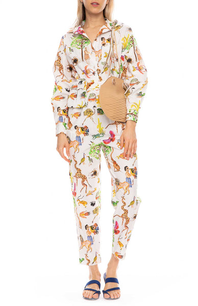 June Safari Jumpsuit