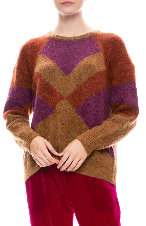Koumad Multi Knit Sweater