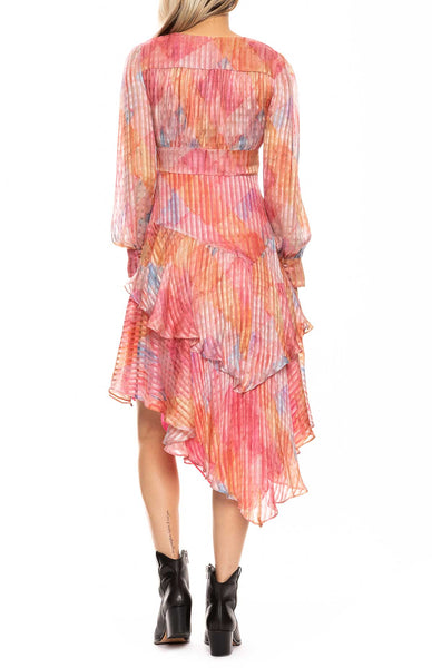 Meridian Silk Dress