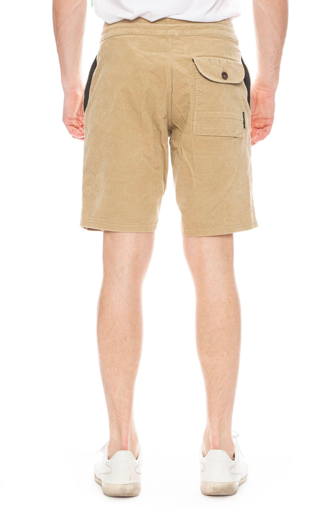 "Vissla Napalm 20"" Sofa Surfer Shorts in Light Khaki"