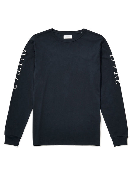 Saturdays Reverse Long Sleeve T-Shirt