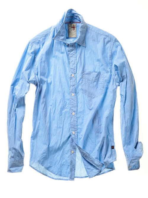 Cotton Lightweight Button Down Shirt