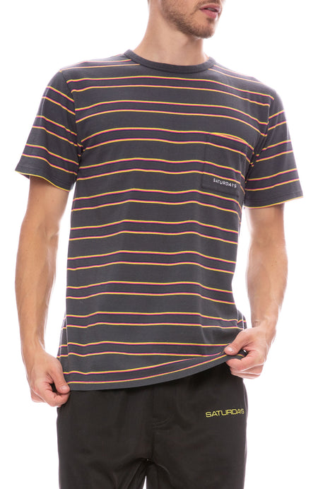 Randall Stripe T-Shirt