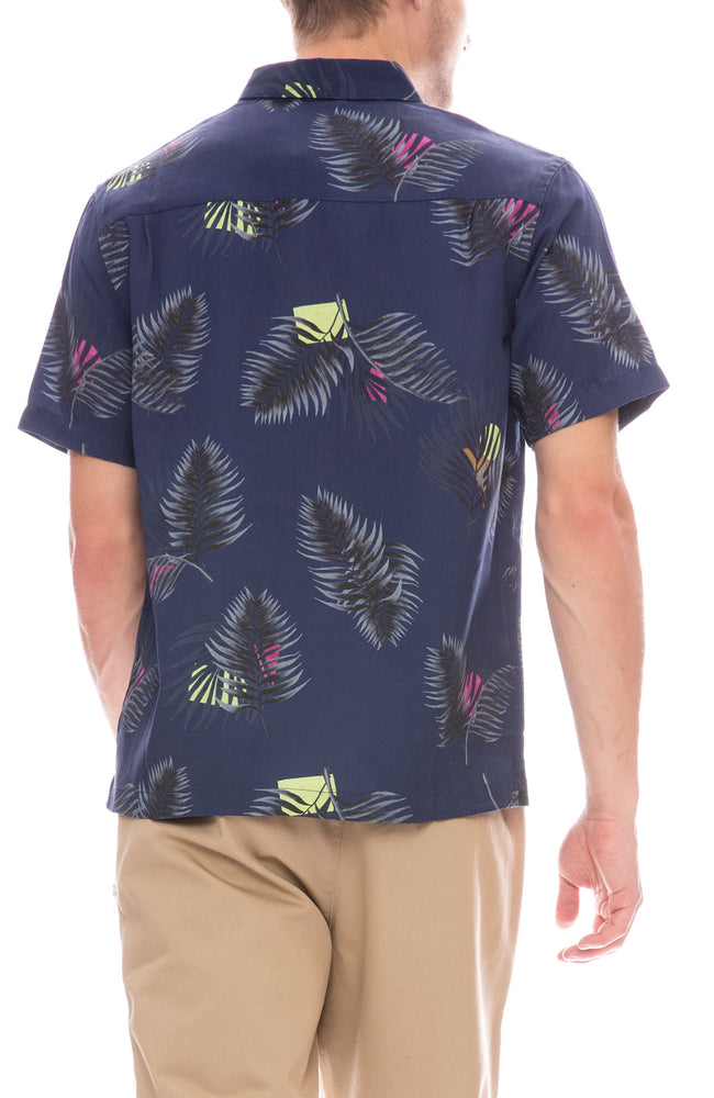 Bruce Peak Palm Short Sleeve Shirt