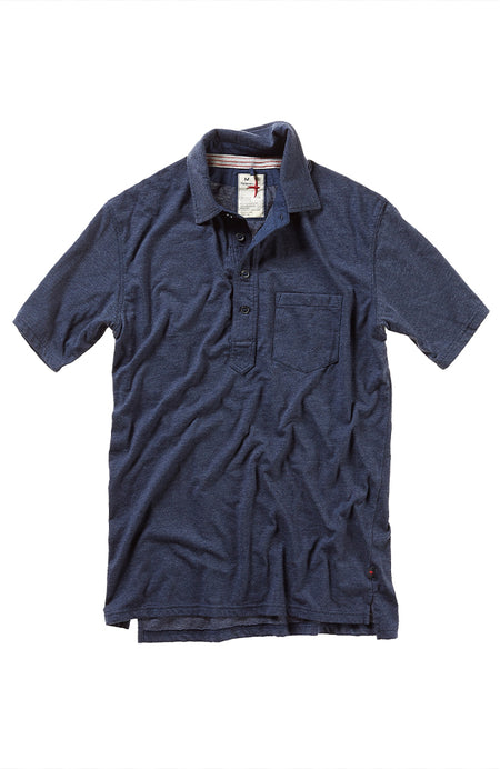 Finespun Jersey Polo