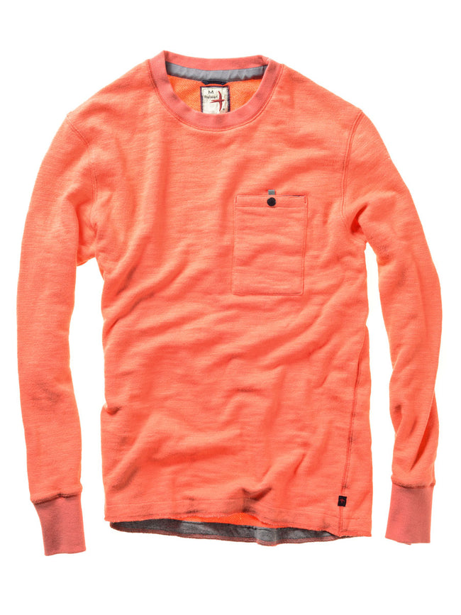 Windsurf Long Sleeve Pocket Sweatshirt