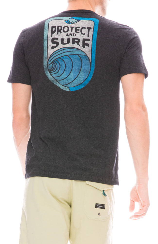 Surfrider Union Upcycled Tee