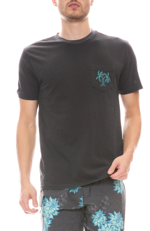 Twisted Times Pocket T-Shirt