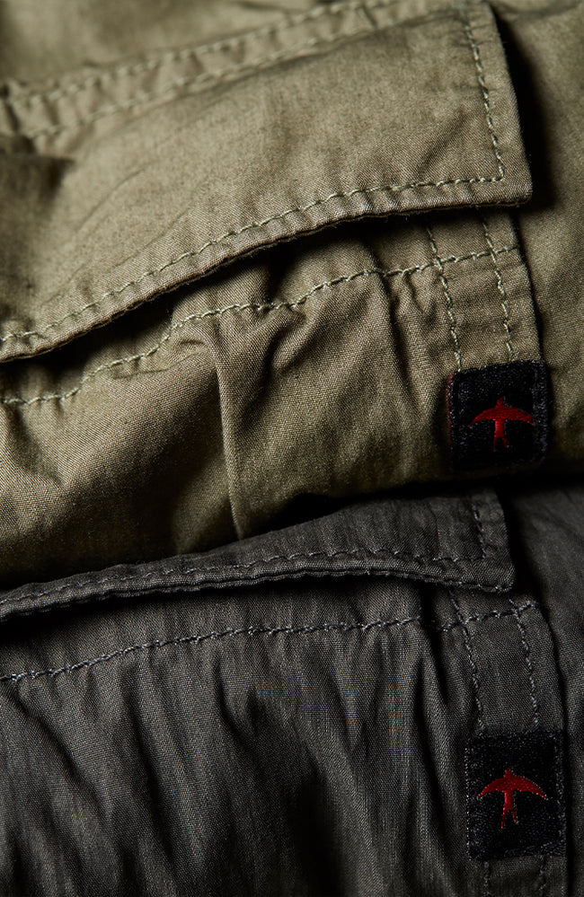 Military Roll Pant