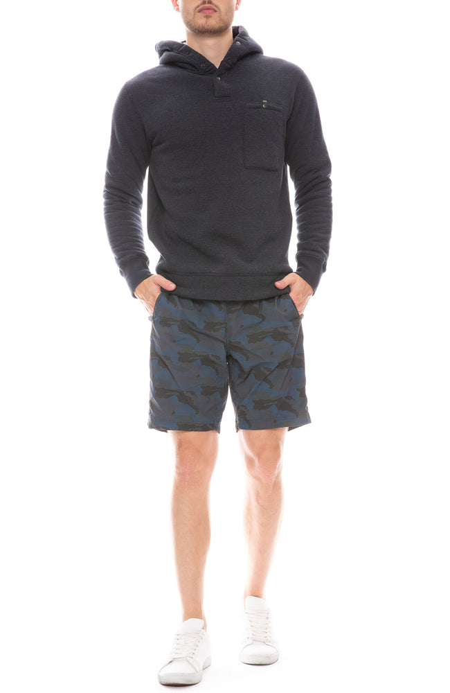 Sprint Camo Wind Short