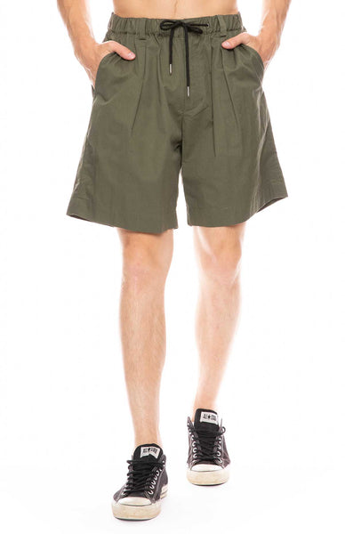 Laurie Pleated Trouser Shorts