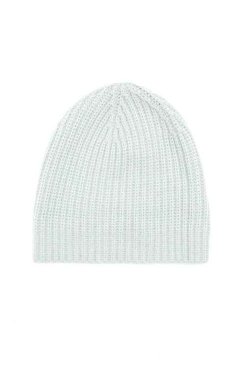 Ron Herman Exclusive Cashmere Knit Hat in Mint