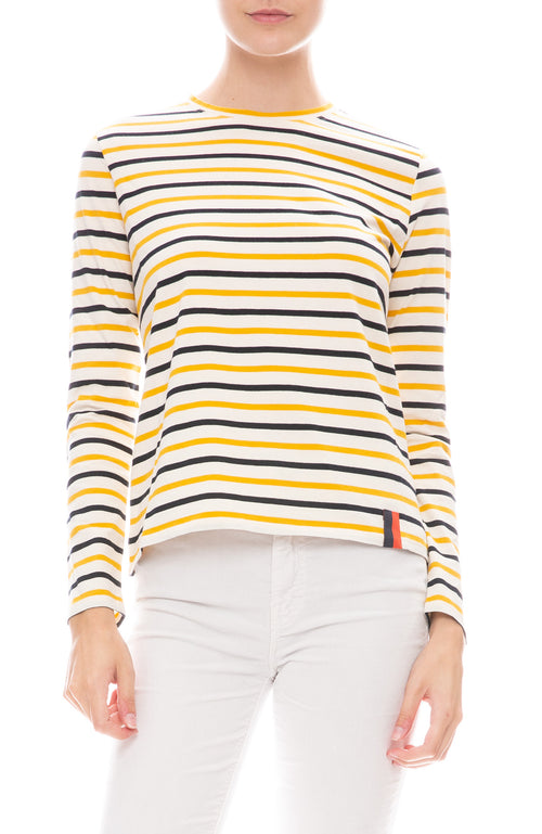 The Modern Striped T-Shirt