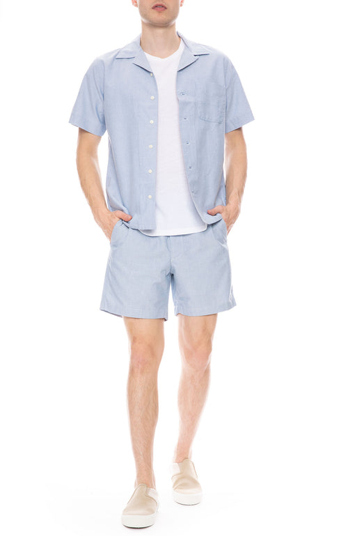 Exclusive Prepster Short in Blue