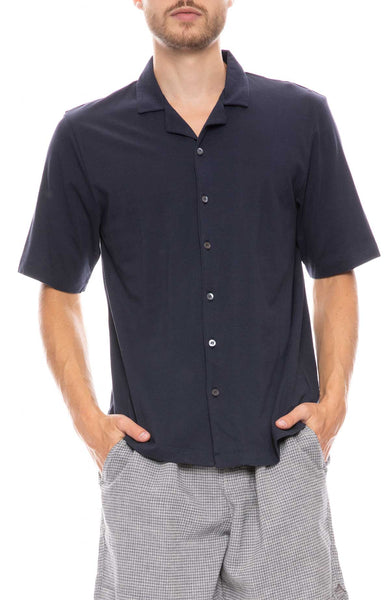 Short Sleeve Pique Shirt