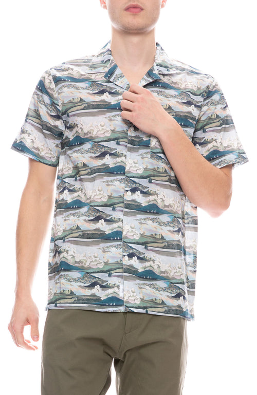 Vacation Pocket Shirt